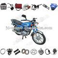 motocicleta ax100 motor y piezas de repuesto