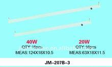 Yiwu No.1 fluorescent tube bracket JM-207B-3
