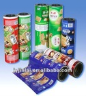 Laminated Plastic Packaging Film for Biscuit
