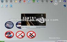 2011.11 Mercedes diagnsotic software Xentry Das Developer open sbc