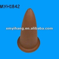 2012 new fashion terracotta discus breeding cone