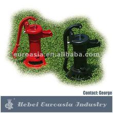 GARDEN Cast Iron Water Well Hand Pump COMPLETE FOUNTAIN set