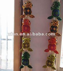 Lovely Sea Turtle Stuffed Toy Curtain