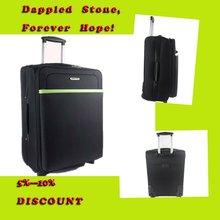 New Design For 2012 Premium 1680D Aluminum Trolley Luggage
