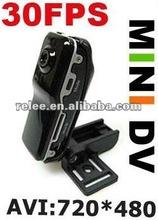 720P Mini hd Camera smallest pc camera mini packing
