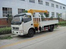 2000-4000kg used crane truck, used truck crane