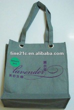 2012 plain recycle promotional bag for durable