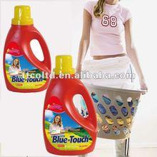laundry liquid detergent (ISO MSDS)