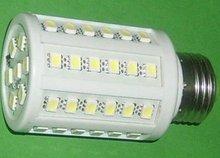 E27 55pcs SMD 5050 LED Light Corn Bulb 11W 770lm