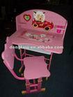Colorful Kids School Adjustable Desk