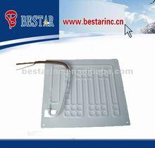 Refrigerator / Ice box roll bond evaporator