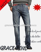 100% Cotton Fashion Jeans Men 2012(GK333#)