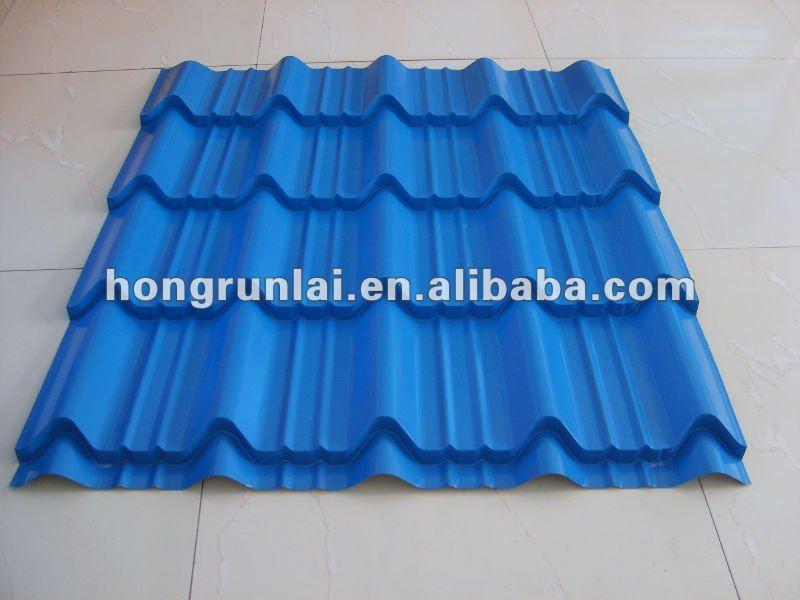 color steel tile steel shingle