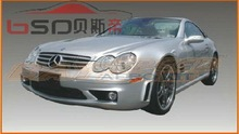 09-10 SL Class AMG Style Front Bumper/Body Kit Design for Mercedes Benz