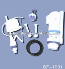 toilet flush valve system