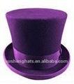 hombres de moda sombrero de copa