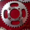 bajaj chain sprocket for motorcycle