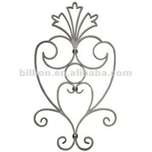 2012 new design decorative wrought iron for gate fence stiar railing