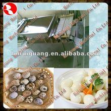 2012 Silver Quail Egg Peeling Machine