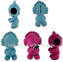 Novelty Music Funny Mee Kuu Doll speaker