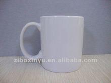 320ML white coffee mug with custom full color design print