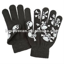 Teenage Skull Gloves/Glow in the Dark Glove