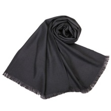 2012 girls' fashion solid color cashmere scarf M-414