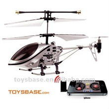 3 Channel iphone helicopter toys guangzhou