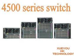 Cisco WS-C4507R-E Cisco packet voice data DSP modules