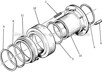 Mecánico CAD-Servicios de diseño de componentes de mecánica ...