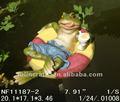 polyresin kurbağa Şamandıra bahçe gölet Dekor