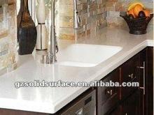 Fashion Trend Acrylic Marble Kitchen Countertop--WorldStone
