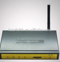3g one lan router for bus TV braodcasting(F3423P)