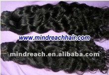 Wholesale original dark balck virgin Brazilian human hair,accept paypal