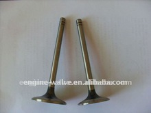 engine parts/intake and exhaust valves factory for HOLDEN