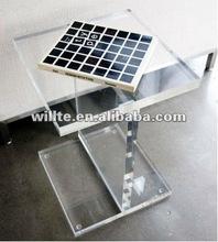 2012 Acrylic table display
