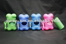 2012 new arrival friendly pet product, pet waste bag holders for small animals