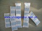 silica gel in Tyvek bag