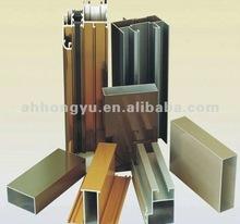 aluminum extrusion window frame