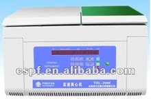 Table top High Speed Refrigerated Centrifuges