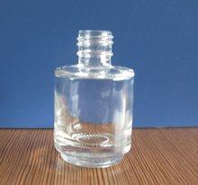 15ml glass nail polish bottle printing available