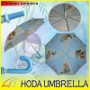 Cartoon Rain umbrella