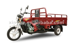 4 stroke three wheel motorcycle for cargo