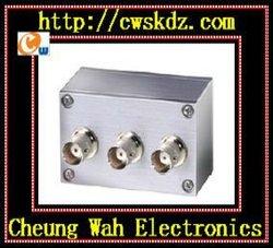Test Set-Ups IC Power Splitter/Combiner ZMSCQ-2-180