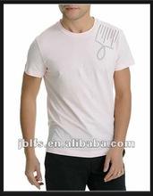 beaded white t shirt