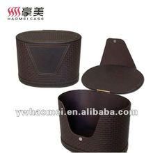 PU Leather Nestable Home Storage Box