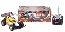 RC RACER WITH LIGHT MUSIC TR11100086 three colors asst