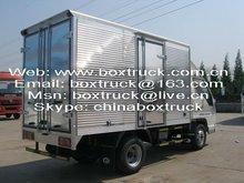 Aluminium Truck body