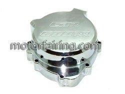motorcycle engine side cover/ billet aluminum stator engine cover for Honda CBR600RR F5 2003-2006 Silver