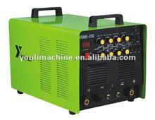 weld aluminum welding machine ac dc tig welder WSME 200a